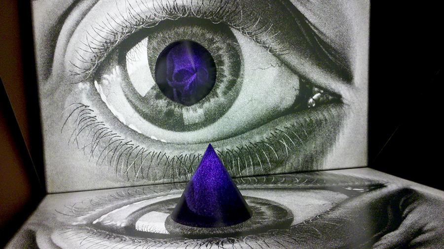 O olho mágico
