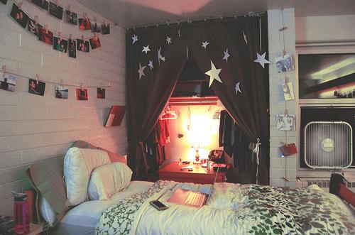 Decora o vintage retro para quartos femininos fiama pereira for Tumblr schlafzimmer