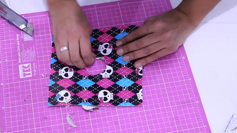 softbox como fazer papelão